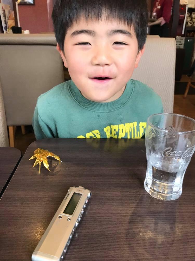 子供インタビュー(次男)_210405